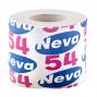"""Туалетная бумага """"Нева 54"""" 1-сл. серая 1упак./48рул."""