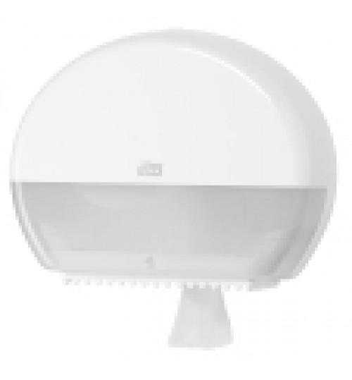 555000 Tork диспенсер для туалетной бумаги в мини-рулонах белый T2