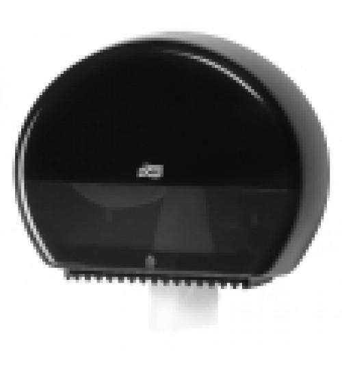 555008 Tork диспенсер для туалетной бумаги в мини-рулонах черный T2