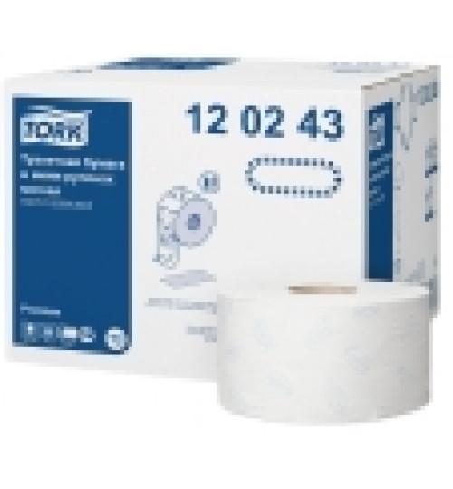 120243 Tork туалетная бумага в мини рулонах мягкая T2