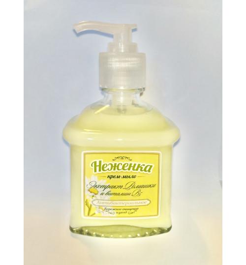 Жидкое крем-мыло Неженка, Антибактериальное