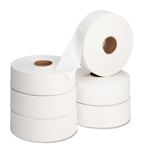 Туалетная бумага Терес Комфорт Midi 2-сл. 180 м. белая Т-0080 1/12