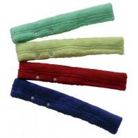 Шубка для окон 45 см. микрофибра (зеленый, желтый, бордовый, синий) 7141945 Euromop