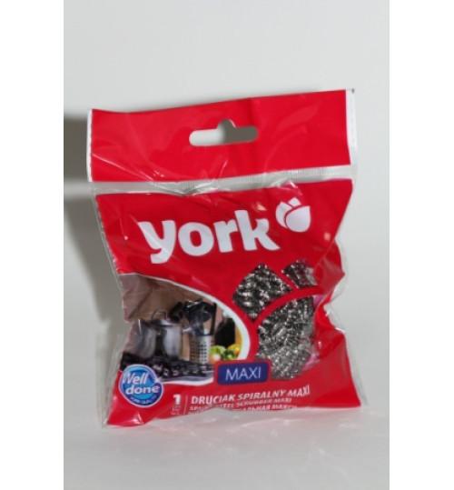 Мочалка спиральная York MAXI 1/100
