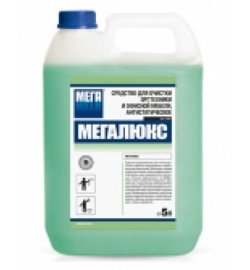 Мегалюкс - средство для очистки офисного оборудования и мебели 5 л.