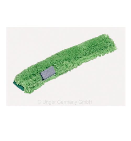 Шубка для окон 45 см. (длинный ворс) зеленая C-045G