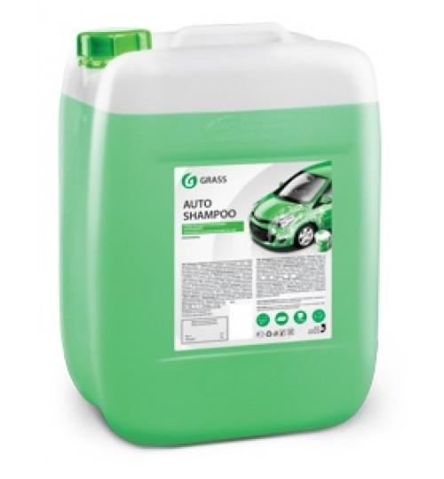 Моющее средство Grass для помещений и автомобилей Auto Shampoo (канистра 20 кг)