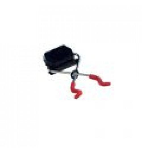 Каркас настенный Брюнер металлический/красный 50 см. 114701/508527 Vileda