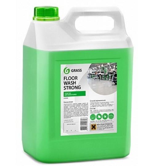 Щелочное средство Grass для мытья пола Floor wash strong (канистра 5,6 кг)