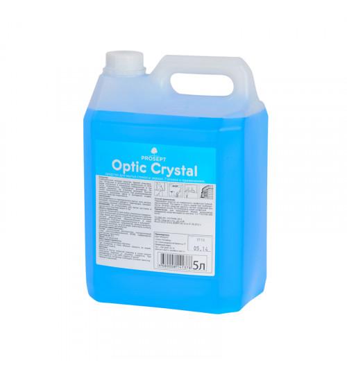 Cредство для мытья стекол и зеркал PROSEPT Optic Crystal 5 л.