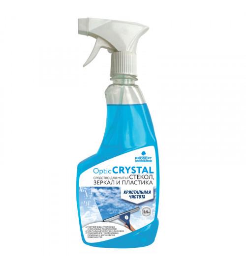 Cредство для мытья стекол и зеркал PROSEPT Optic Crystal 500 мл.