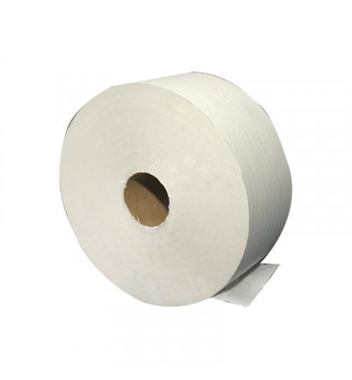 Туалетная бумага Терес Эконом Midi 1 -сл.300 м. серая Т-0034 1/12