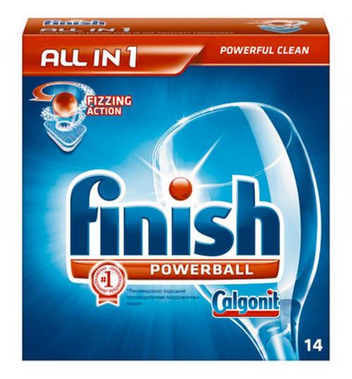 Калгонит FINISH таблетки для посудомоечной машины