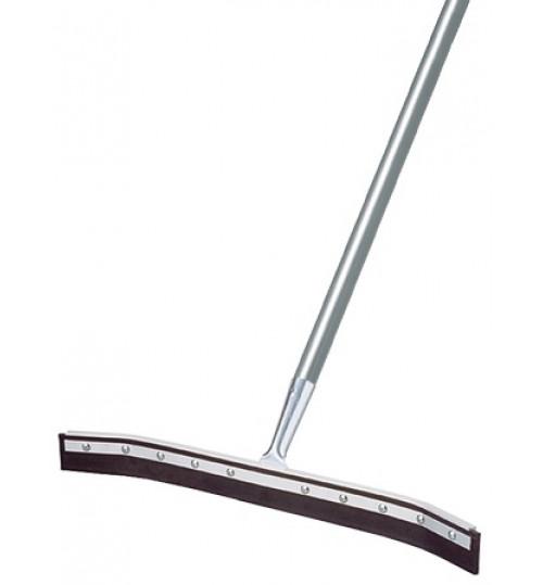 Сгон для пола 55 см. стальной изогнутый с рукояткой С-027 Chaobao