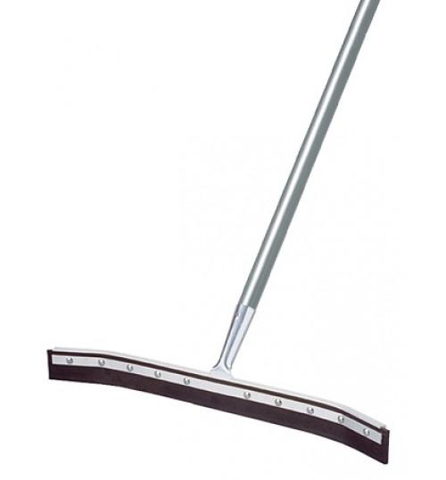 Сгон для пола 75 см. стальной изогнутый с рукояткой С-028 Chaobao