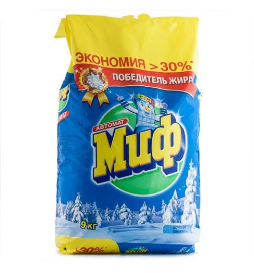 Стиральный порошок МИФ автомат 9 кг. 1/1