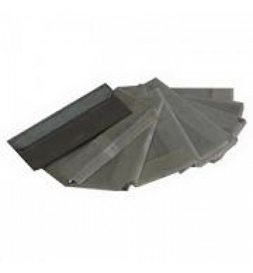 Лезвие к карманному скребку 4 см. (упаковка 10 шт) C-059  Chaobao