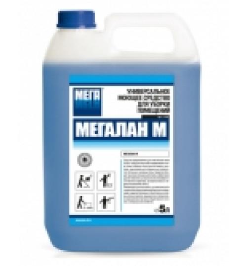 Мегалан - М, универсальное моющее средство для уборки помещений 5 л.