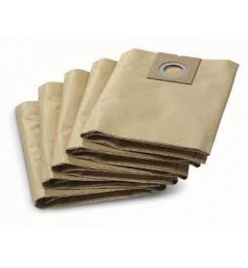 Пылесборник бумажный RS05 Cleanfix (5шт.)