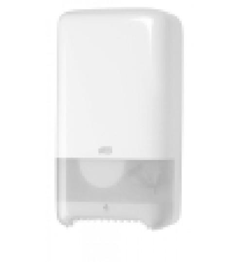 557500 Tork диспенсер для туалетной бумаги Mid-size в миди рулонах белый T6