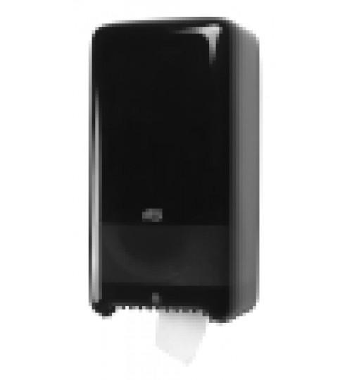 557508 Tork диспенсер для туалетной бумаги Mid-size в миди рулонах черный T6