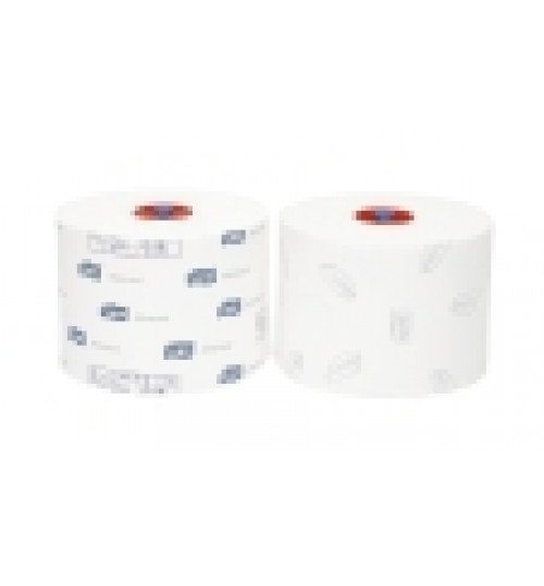127530 Tork Advanced туалетная бумага Mid-size в миди рулонах 2 сл., 100 м.  T6 1/27