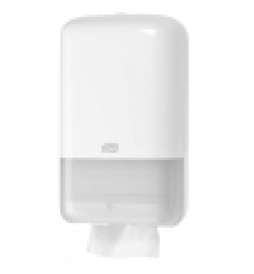 556000 Tork диспенсер для листовой туалетной бумаги белый T3