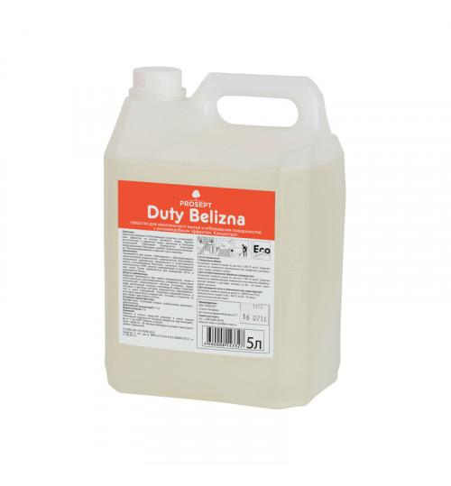 Средство для мытья и отбеливания твердых поверх. с антимикроб. эффектом PROSEPT Duty Belizna 5 л.