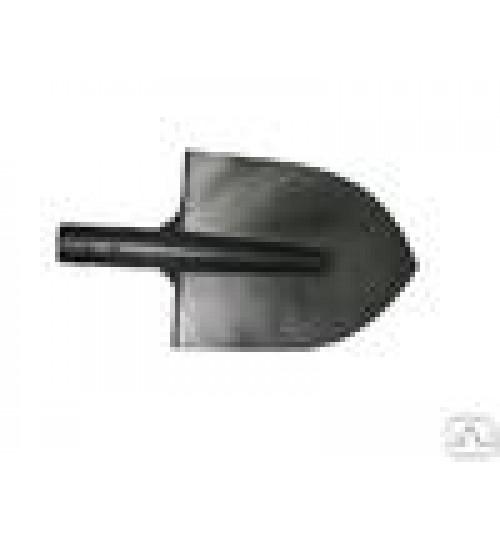 Лопата штыковая, сталь ЛКО (нерж) S=1,5 мм (черенок d=40)
