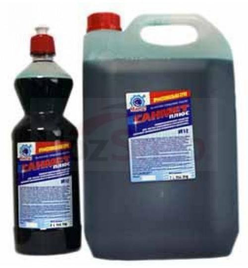 Магос Санмет Плюс моющее средство для особо загрязненных поверхностей  5л.