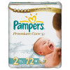 Pampers Premium Care Mini (3-6 кг) Мини 72шт 1/2