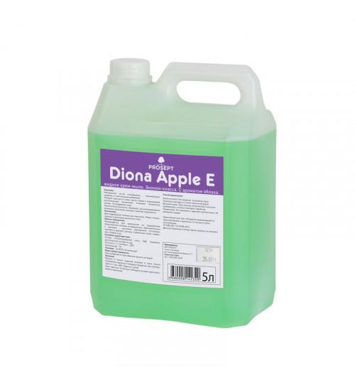 Жидкое мыло с ароматом яблока PROSEPT Diona Apple E 5 л. 1/4