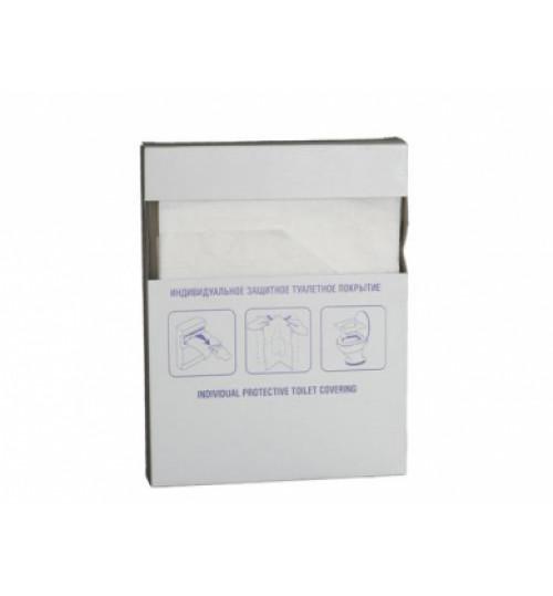 Туалетное покрытие для индивидуальной защиты Терес 1 упак./235 шт. Т-0510  1/7