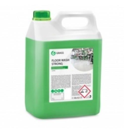Щелочное средство для мытья пола Floor wash strong (канистра 10 кг)