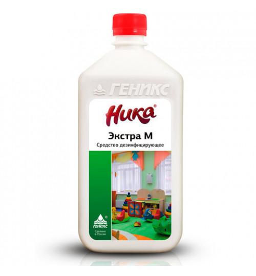 Моющее дезинфицирующее средство Ника