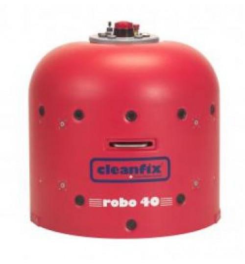 Поломоечная машина-робот аккумуляторная ROBO 40 Cleanfix