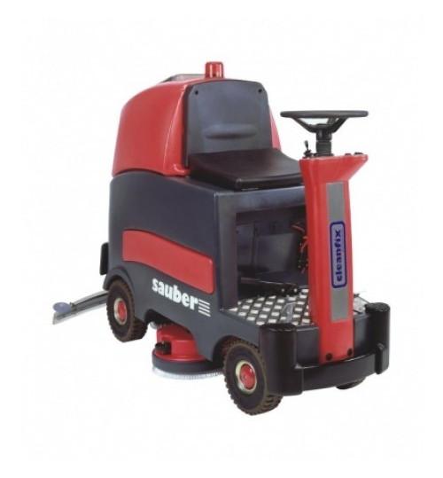 Поломоечная машина аккумуляторная RA800 Sauber Cleanfix