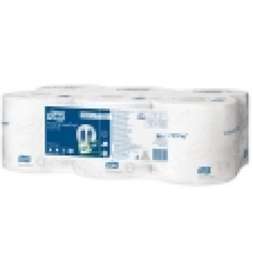 472242 Tork Smart One туалетная бумага в рулонах T8