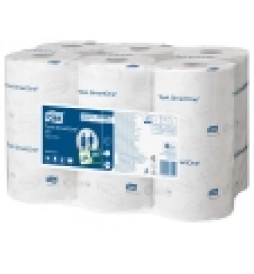 472193 Tork Smart One туалетная бумага в мини рулонах T9