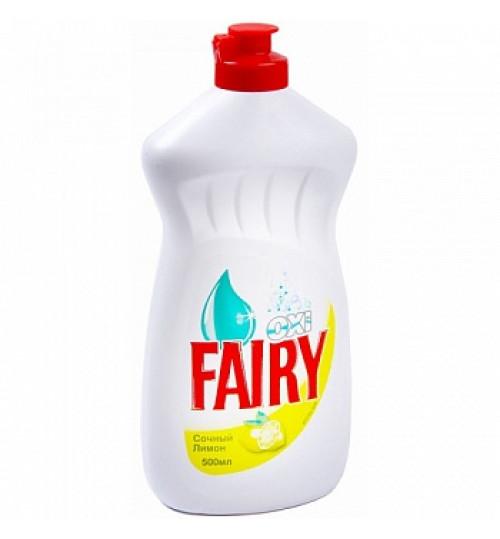 Средство для мытья посуды Fairy 450 мл. 1/4/21
