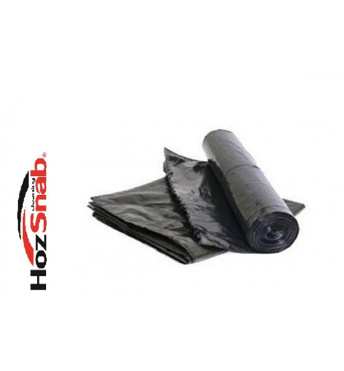 Мешки для мусора 120 л. 70х110 см. 10шт./рул. (40мкр.)