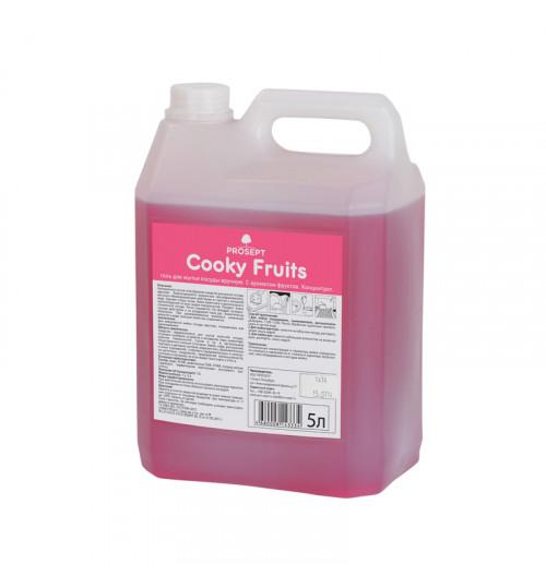 Средство для мытья посуды с ароматом фруктов PROSEPT Cooky Fruits  5 л. 1/4