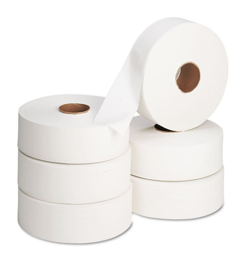 Туалетная бумага Терес Комфорт Midi 2-сл. 240 м. белая Т-0082 1/12