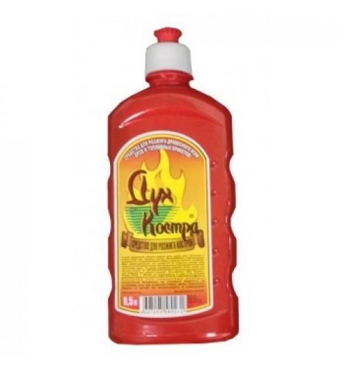 Жидкость для розжига 0,5 л