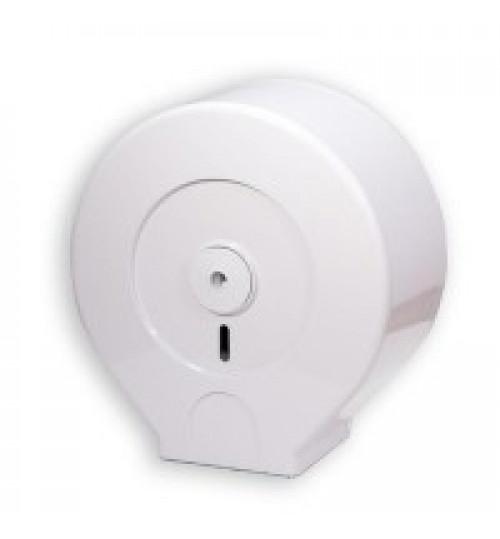 Диспенсер для туалетной бумаги 200 м белый