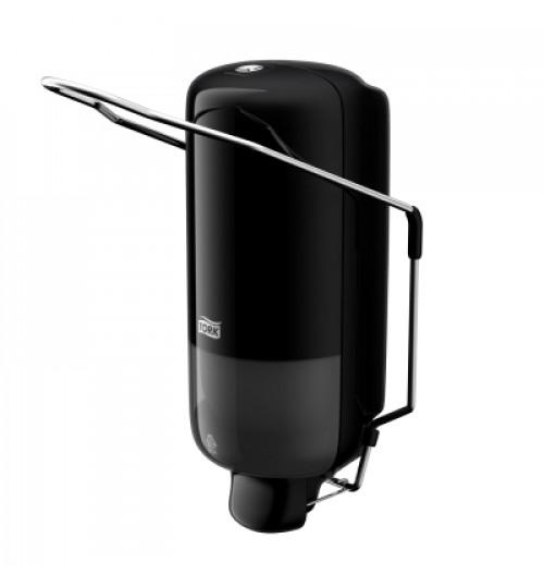 560108 Tork диспенсер для жидкого мыла с локтевым приводом черный S1