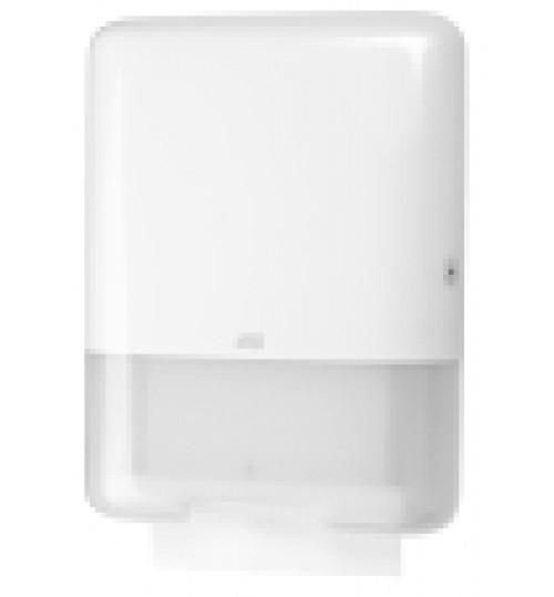 553000 Tork диспенсер для дистовых полотенец Singlefold сложения ZZ и С белый H3