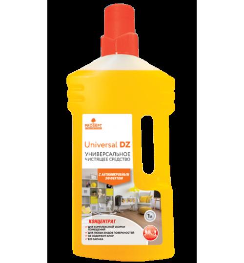 Универсальное моющее и чистящее средство с дезинфицирующим эффетом PROSEPT Universal DZ 1 л.