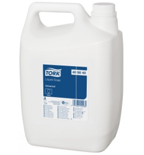 409840 Tork жидкое мыло для рук, 5л.
