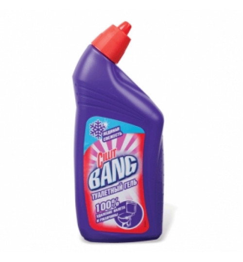 Чистящее средство Силит Bang для туалета Сила весны 750 мл. 1/8